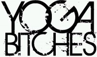 Yoga Bitches logo